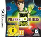 Test: Ben 10: Alien Force Vilgax Attack (DS)