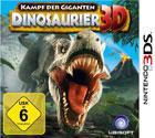 Kampf der Giganten: Dinosaurier 3D für Nintendo 3DS im Test