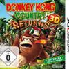 Donkey Kong Country Returns 3D für Nintendo 3DS im Test / Review