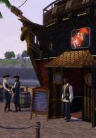Mit Die Sims 3 Barnacle Bay auf hoher See