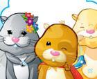 Zhu Zhu Pets: Lustige Waldtiere als Spiel für Wii und DS angekündigt