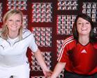 Just Dance 2: Auch U20-Nationalfußballerinnen schwingen das Tanzbein