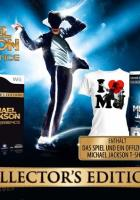 Michael Jackson The Experience: Wii-Version bekommt Collector's Edition inklusive T-Shirt