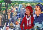 Big City Adventure: Vancouver und New York City – Wimmelbild-Abenteuer für Reiselustige