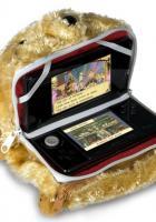 Witziges 3DS Case: Teddybär verschlingt den Nintendo 3DS
