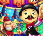 Carnival in Aktion! – Kinectspiel für die ganze Familie