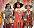 Die 3 Musketiere – Constance's Mission