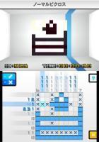 Picross E für Nintendo 3DS / eShop angekündigt