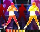 Zumba Fitness bringt Englands Spieler ins Schwitzen
