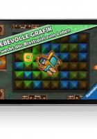 """Brettspiel-Klassiker """"Der zerstreute Pharao: Geheimnisvolle Schatzsuch""""e jetzt auf iPhone und iPad"""