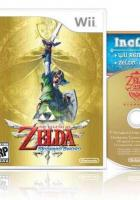 Limitierte Auflage: The Legend of Zelda: Skyward Sword mit Musik-CD und goldener Wii-Fernbedienung Plus