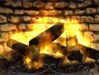 Kaminfeuer für die Wii