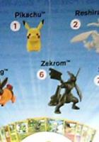 Pokémon im Happy Meal