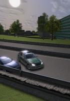 Fahr-Simulator 2012 – Fortsetzung des Fahr-Simulators Anfang Mai