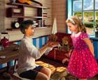 Love Story – Das Strandhaus: Romantisches Wimmelbild-Abenteuer