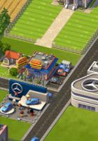 Facebook-Spiel SimCity Social fährt in der A-Klasse vor