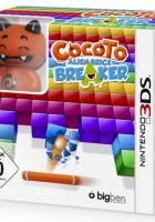 Cocoto – Alien Brick Breaker für Nintendo 3DS veröffentlicht