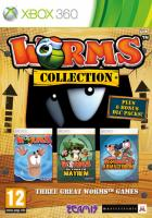Worms Collection: Fast alle Würmer in einer Box