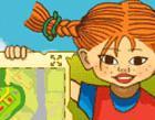 Pippi Langstrumpf kommt auf den Nintendo DS und Nintendo 3DS