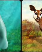 Upjers bringt Okapi und Manati in den My Free Zoo