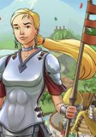 Überraschung zum achten Geburtstag des Browsergame Evergreens Travian – Heldinnen an die Front
