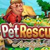 Tiere retten in über 50 Puzzle-Levels: neues Facebook-Spiel Pet Rescue Saga