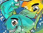 Neues Puzzlespiel Crazy Fishes jetzt für iPhone und Co.