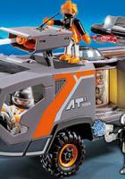 Weihnachtsgewinnspiel Tag 11: Playmobil Spy Team Commander Truck zu gewinnen