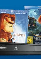 Weihnachtsgewinnspiel Tag 16: Blu-ray-Paket mit Blu-ray-Player zu gewinnen