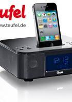 Weihnachtsgewinnspiel Tag 7: Radio 'iTeufel Clock v3' für iPhone/iPod von Teufel zu gewinnen