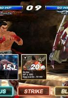 Tekken Card Tournament: Kostenloses Kartenspiel