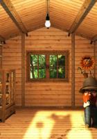 Wurzelimperium: Neue Funktionen und Aufgaben im Gartenhaus
