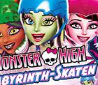 Monster High: Labyrinth Skaten jetzt für Nintendo 3DS erhältlich