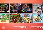 Nintendo 3DS: Nintendo verschenkt Spiele, darunter Animal Crossing, Donkey Kong und Pokémon