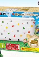Nintendo 3DS XL im Stil von Animal Crossing: New Leaf