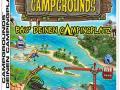 Gewinnspiel: Gewinnt eins von drei Exemplaren von Campgrounds – Bau' deinen Campingplatz