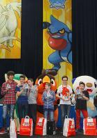 Die Sieger der Pokémon National Championships 2013 in Bochum