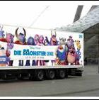 Disney Infinity im Monster Uni-Truck auf dem Streetlife Festival München anspielbar