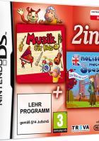 2in1: Musik für Kids + Englisch macht Spaß für den Nintendo DS