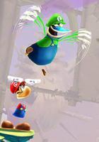 Rayman Legends bietet freischaltbare Mario- und Luigi-Kostüme
