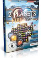 2 Planets – Fire & Ice: intergalaktisches Match-3-Spiel für PC