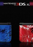 Limitierten 'Nintendo 3DS'-Modelle mit Illustrationen zu Pokémon X und Pokémon Y