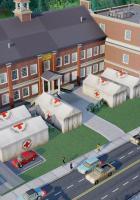 EA und das Deutsche Rote Kreuz helfen in SimCity