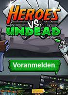 Heroes vs. Undead: Upjers lässt Actionhelden gegen Zombies in Kartenspiel antreten