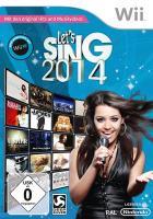 Let's Sing 2014 erscheint exklusiv für Nintendo Wii Anfang Oktober