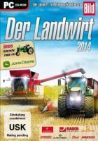 Simulation Der Landwirt 2014 mit John Deere, Lindner und mehr
