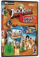 Jack Keane – The Complete Edition: alle beiden Abenteuer in einer Box