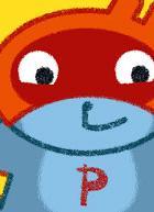 Pango verkleidet sich – Android- und iPhone- / iPad-Spiel für Kinder