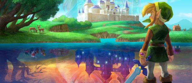 The Legend of Zelda: A Link Between Worlds im Test (3DS)