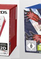 Nintendo 2DS Bundle mit Pokemon X & Y gesichtet